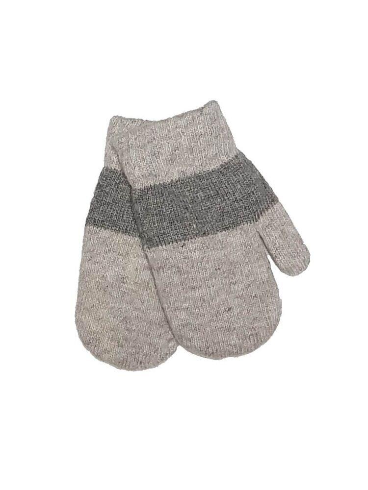 Vaikiškos dvigubos kumštinės pirštinės 17 cm VDK06