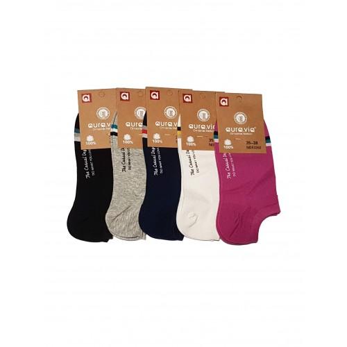 Moteriškos kojinės 5 poros MK105