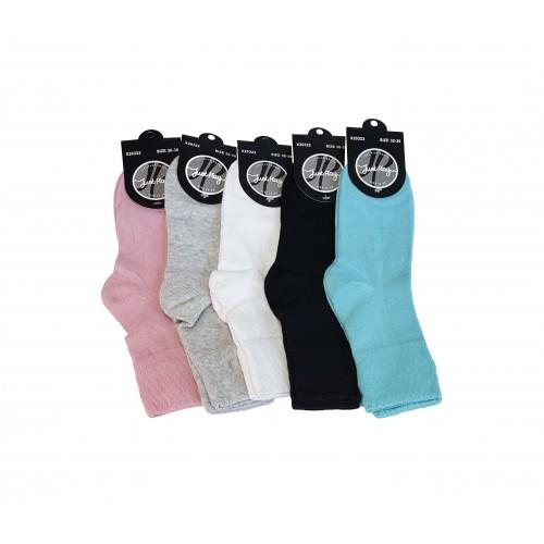 Moteriškos kojinės 5 poros MK127