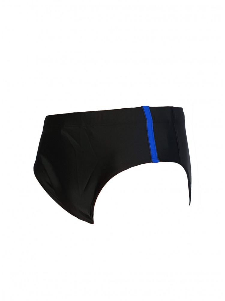 Vyriškos juodos maudymosi glaudės ZVG17802