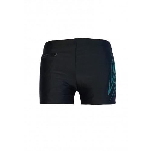 Vyriškos juodos maudymosi glaudės ZVG96075