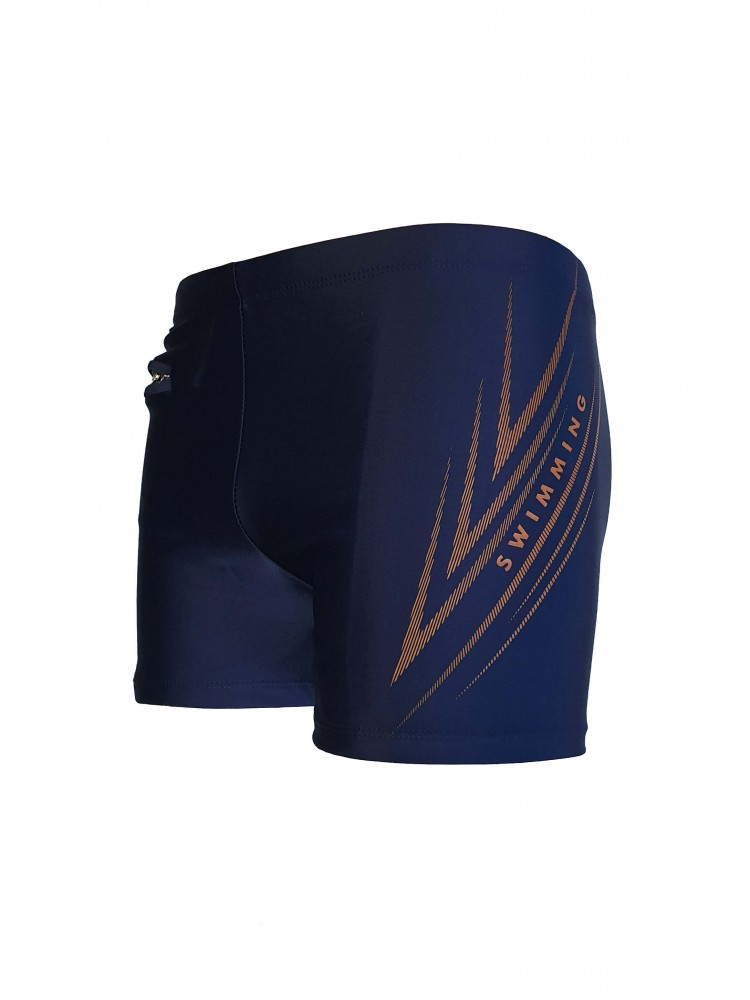 Vyriškos mėlynos maudymosi glaudės ZVG960751
