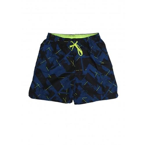Vyriški mėlyni maudymosi šortai ZVS8940-4