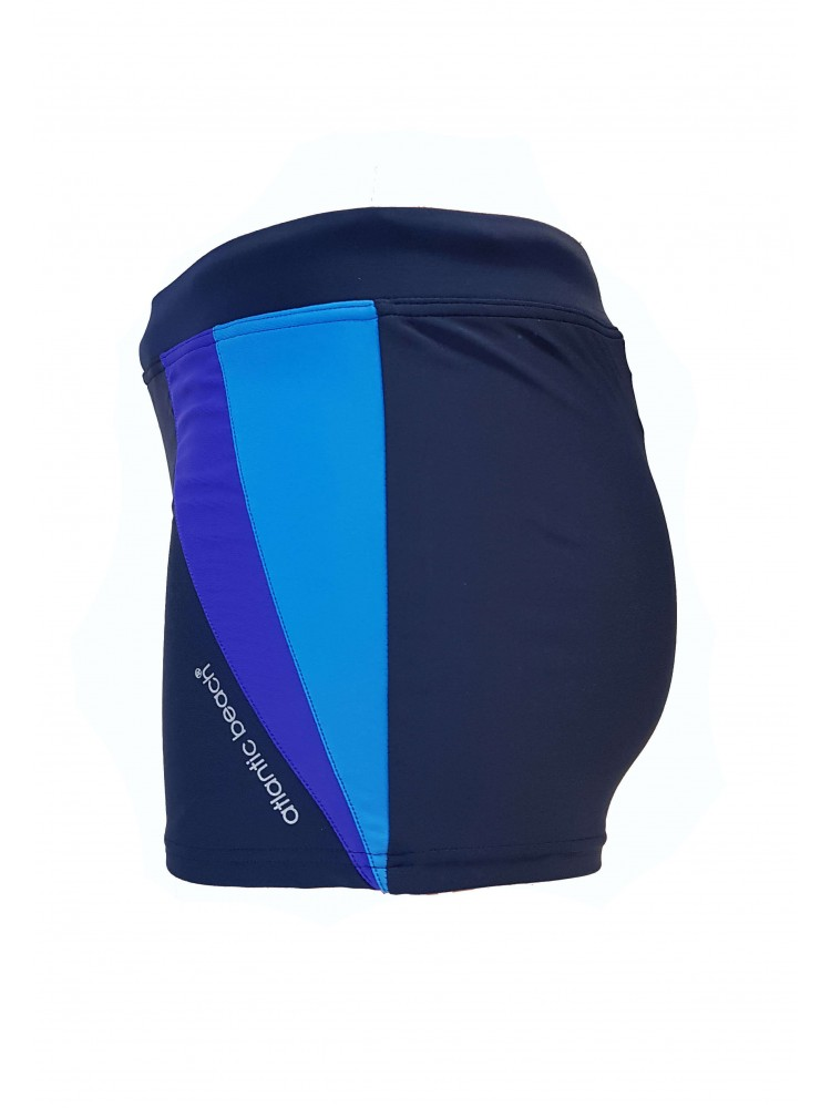 Vyriškos mėlynos maudymosi glaudės ATL108