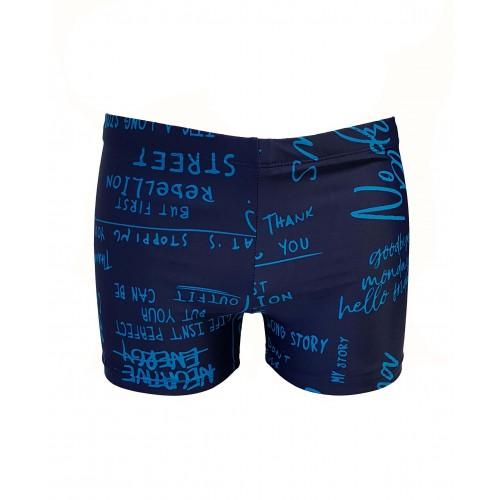 Vyriškos mėlynos maudymosi glaudės ZVG204