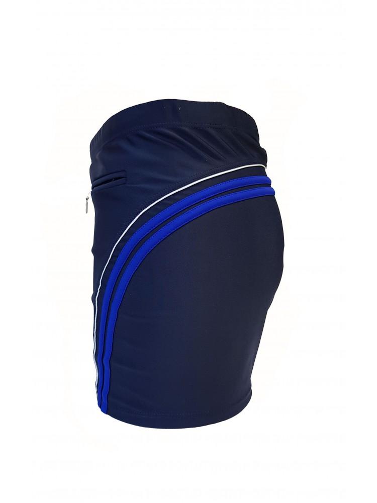 Vyriškos mėlynos maudymosi glaudės ZVG207