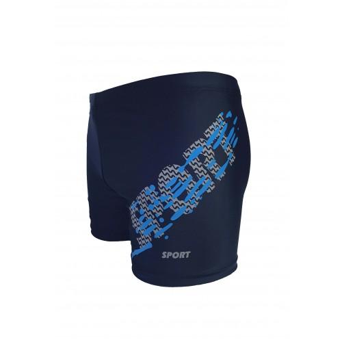 Vyriškos mėlynos maudymosi glaudės ZVG224