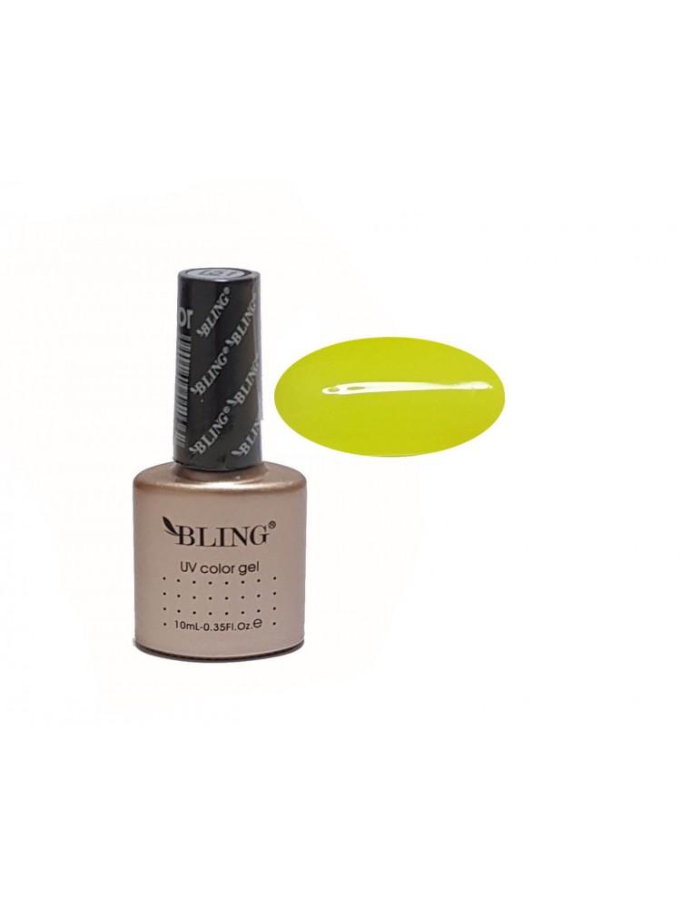 """Ilgalaikis gelinis lakas """"Bling"""" 10ml  BL1109"""