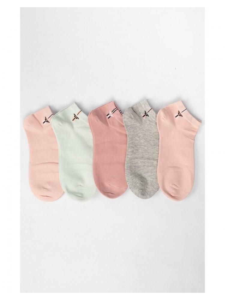 Moteriškos kojinės 5 poros MKT120