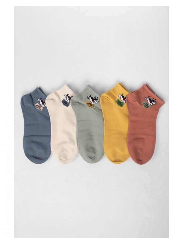 Moteriškos kojinės 5 poros MKT121