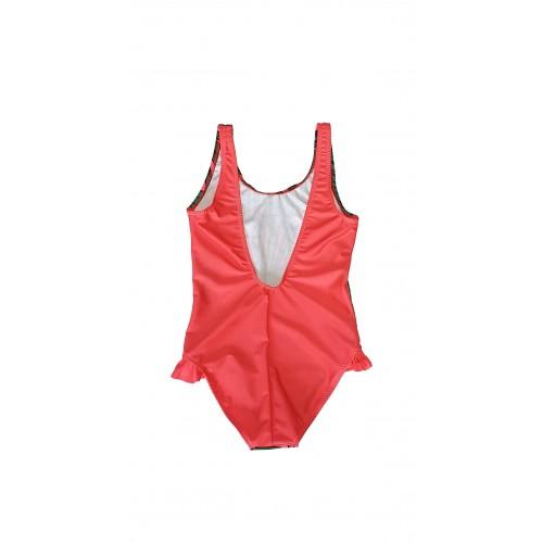 Vaikiškas rožinis maudymosi kostiumėlis ZMV104